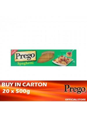 Prego Spaghetti 20 x 500g [Essential]
