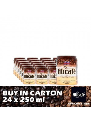 Power Root Alicafe Coffee Premium Gold 24 x 250ml