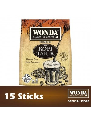 Wonda 3 in 1 Kopi Tarik 15 x 25g
