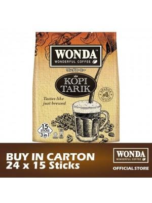 Wonda 3 in 1 Kopi Tarik 24 x 15's