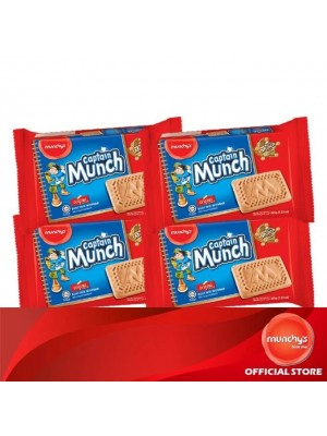 Munchy's Captain Munch Original 4x205g