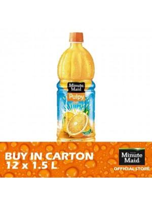Minute Maid Pulpy Orange PET 12 x 1.5L