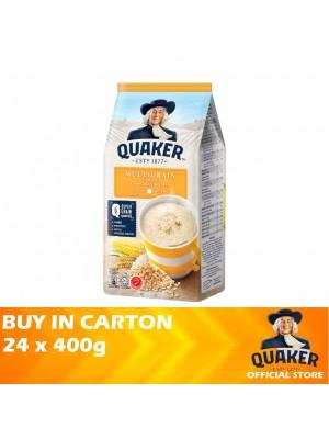 Quaker Oat Multigrain Cereal 24 x 400g