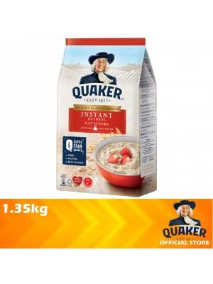 Quaker Oats Instant Oatmeal 1.35kg