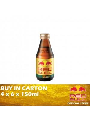 Red Bull Bottle (6in1) 4 x 6 x 150ml