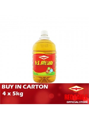 Red Eagle Cooking Oil 4 x 5kg [Essential]
