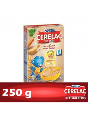 Nestle Cerelac BL FE Rice & Chicken 250g