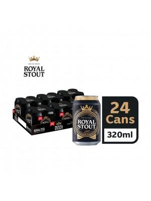 Royal Stout Can 24 x 320ml