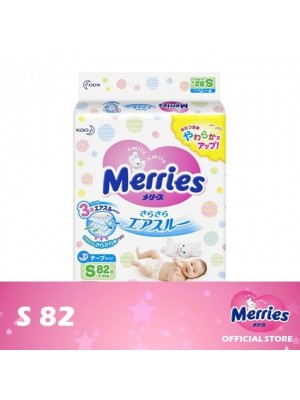 Merries Super Premium Jumbo Tape S82