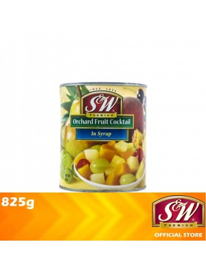 S&W Orchard Fruit Cocktail in Syrup 825g