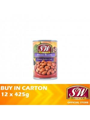 S&W Pinto Beans 12 x 425g