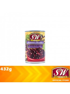 S&W Red Kidney Beans 432g