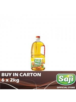 Saji Cooking Oil 6 x 2kg