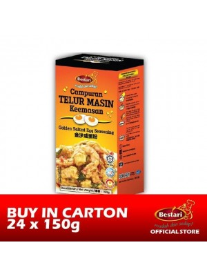 Bestari Golden Salted Egg Seasoning 24 x 150g [Essential]