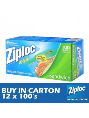 Ziploc Sandwich Value-Pack 12 x 100's