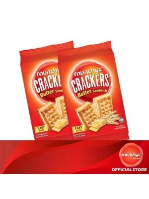 Munchy's Crackers Sandwish Butter Flavoured Cream 2x313g