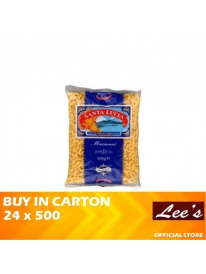 Santa Lucia Macaroni 24 x 500g
