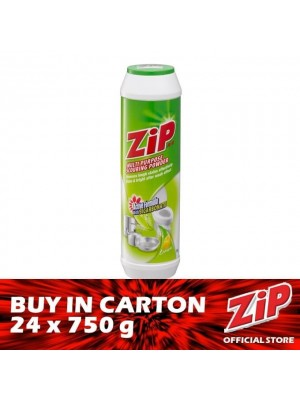 Zip Scourer Powder - Lemon 24 x 750g