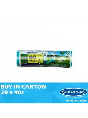 Sekoplas Enviroplus Photodegradable Garbage Bag Roll Small 20 x 90s