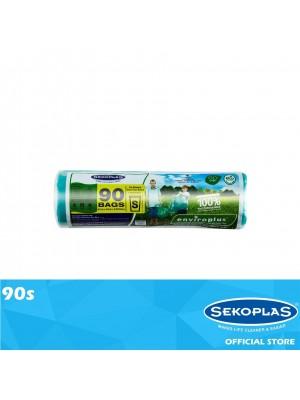 Sekoplas Enviroplus Photodegradable Garbage Bag Roll Small 90s