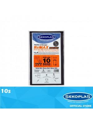 Sekoplas Remax HDPE Garbage Bag Extra Large 10s