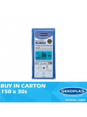 Sekoplas Remax HDPE Garbage Bag Small 150 x 30s