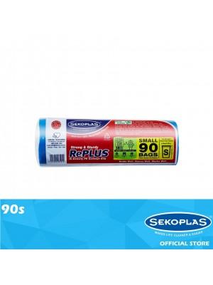 Sekoplas RePLUS HDPE Garbage Bag Roll Small 90s