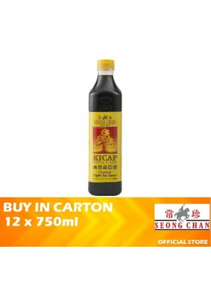 Seong Chan Three Sky Light Soy Sauce 12 x 750ml