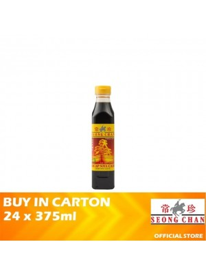 Seong Chan Three Sky Light Soy Sauce 24 x 375ml