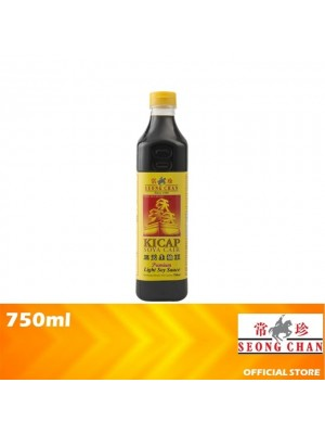 Seong Chan Three Sky Light Soy Sauce 750ml