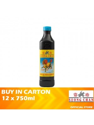 Seong Chan Unicorn Dark Soy Sauce 12 x 750ml