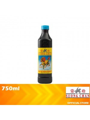 Seong Chan Unicorn Dark Soy Sauce 750ml