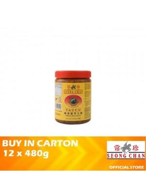 Seong Chan Whole Bean Paste 12 x 480g
