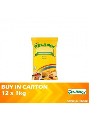 Seri Pelangi Margarine 12 x 1kg