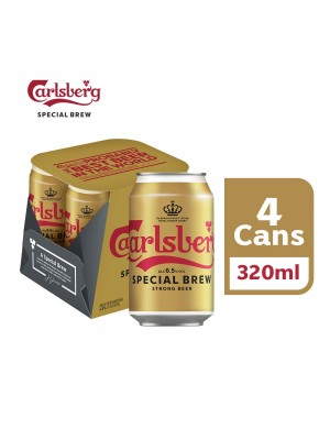 Carlsberg Special Brew 4 x 320ml