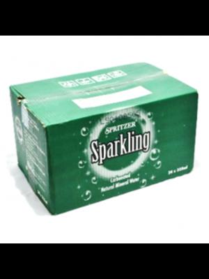 Spritzer Sparkling Mineral Water 24 x 325 ml