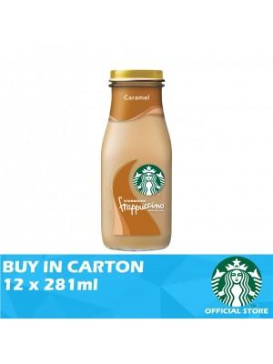 Starbucks Bottled Frappuccino Caramel 12 x 281ml