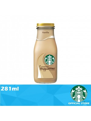 Starbucks Bottled Frappuccino Vanilla 281ml