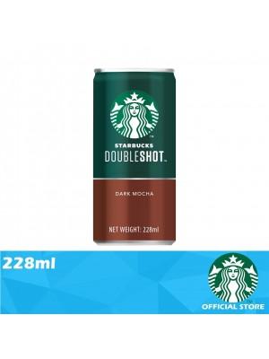 Starbucks Double Shot Dark Mocha 228ml