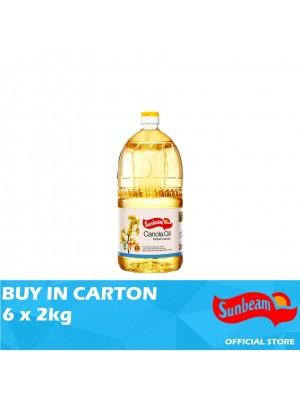 Sunbeam Canola 6 x 2kg