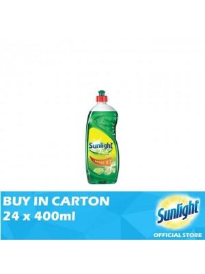 Sunlight Lemon Diswashing Liquid 24 x 400ml