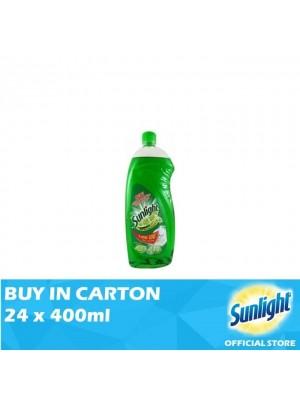 Sunlight Lime Diswashing Liquid 24 x 400ml