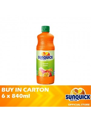 Sunquick Exotic Jumbo 6 x 840ml