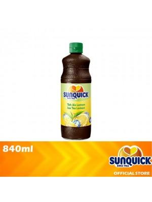 Sunquick Ice Lemon Tea Jumbo 840ml
