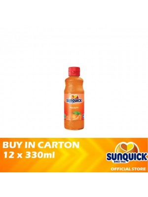 Sunquick Mandarin 12 x 330ml