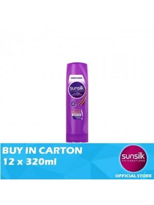 Sunsilk Hair Conditioner Perfect Straight 12 x 320ml