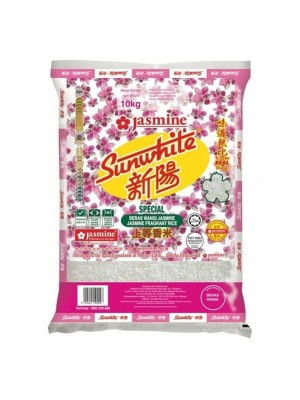 Jasmine Sunwhite AAA Special Fragrant Rice 10kg [Essential]