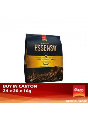Super Coffee Essenso 2 in 1 - Coffee & Creamer 24 x 20 x 16g