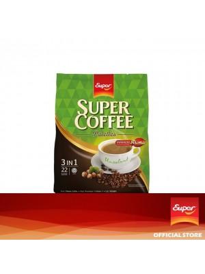 Super Coffee 3 in 1 - Hazelnut 22 x 20g