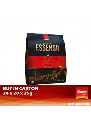 Super Coffee Essenso 3 in 1 - Microground 24 x 20 x 25g